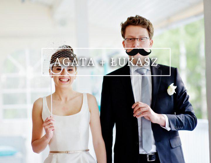 AGATA + ŁUKASZ