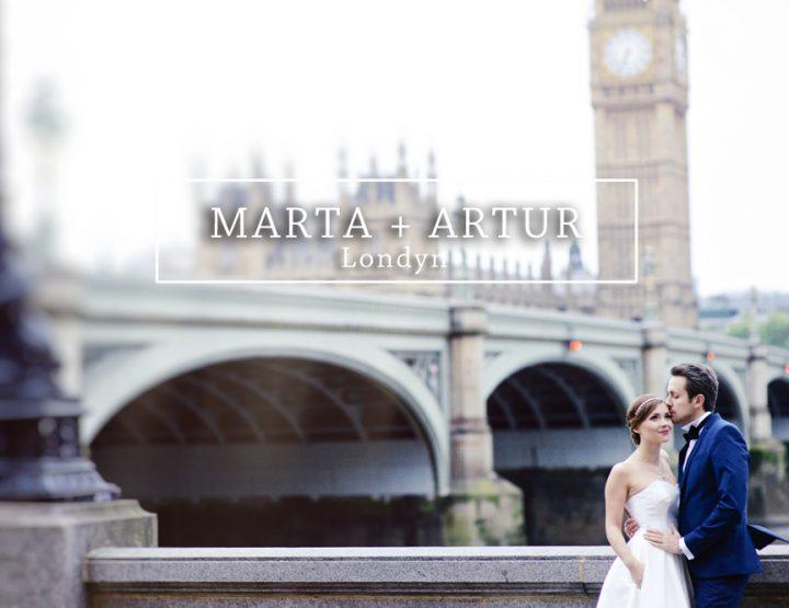 MARTA + ARTUR / LONDYN / Brighton