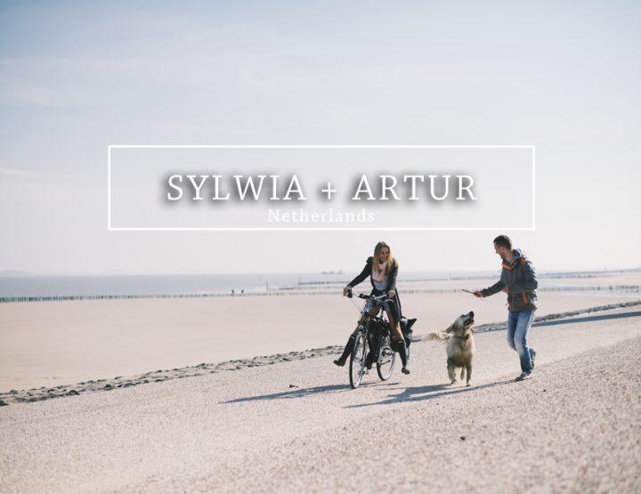 SYLWIA + ARTUR {sesja narzeczeńska} HOLANDIA, Breskens