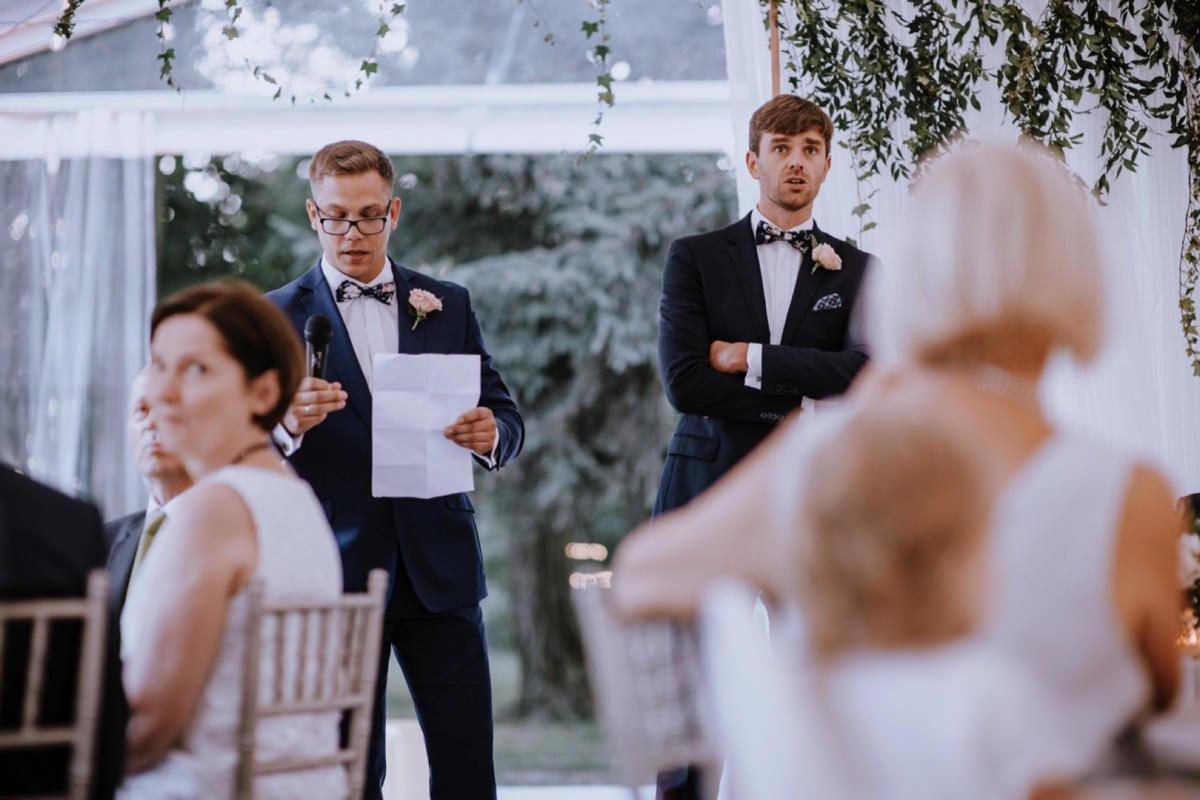 Przemowy na weselu