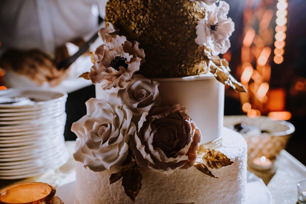 Tort weselny Pałac Zdunowo