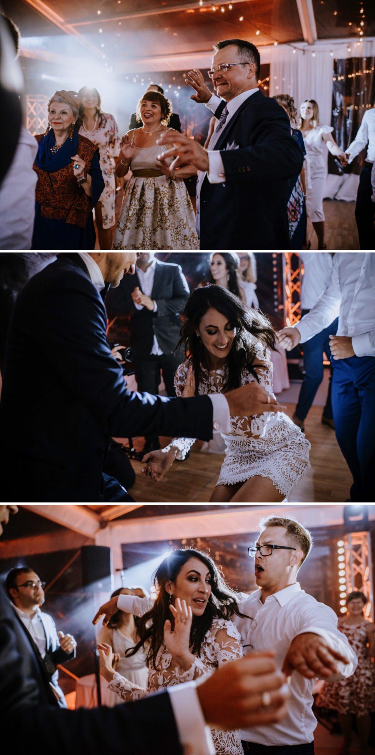 Zabawa weselna w Płac Zdunowo