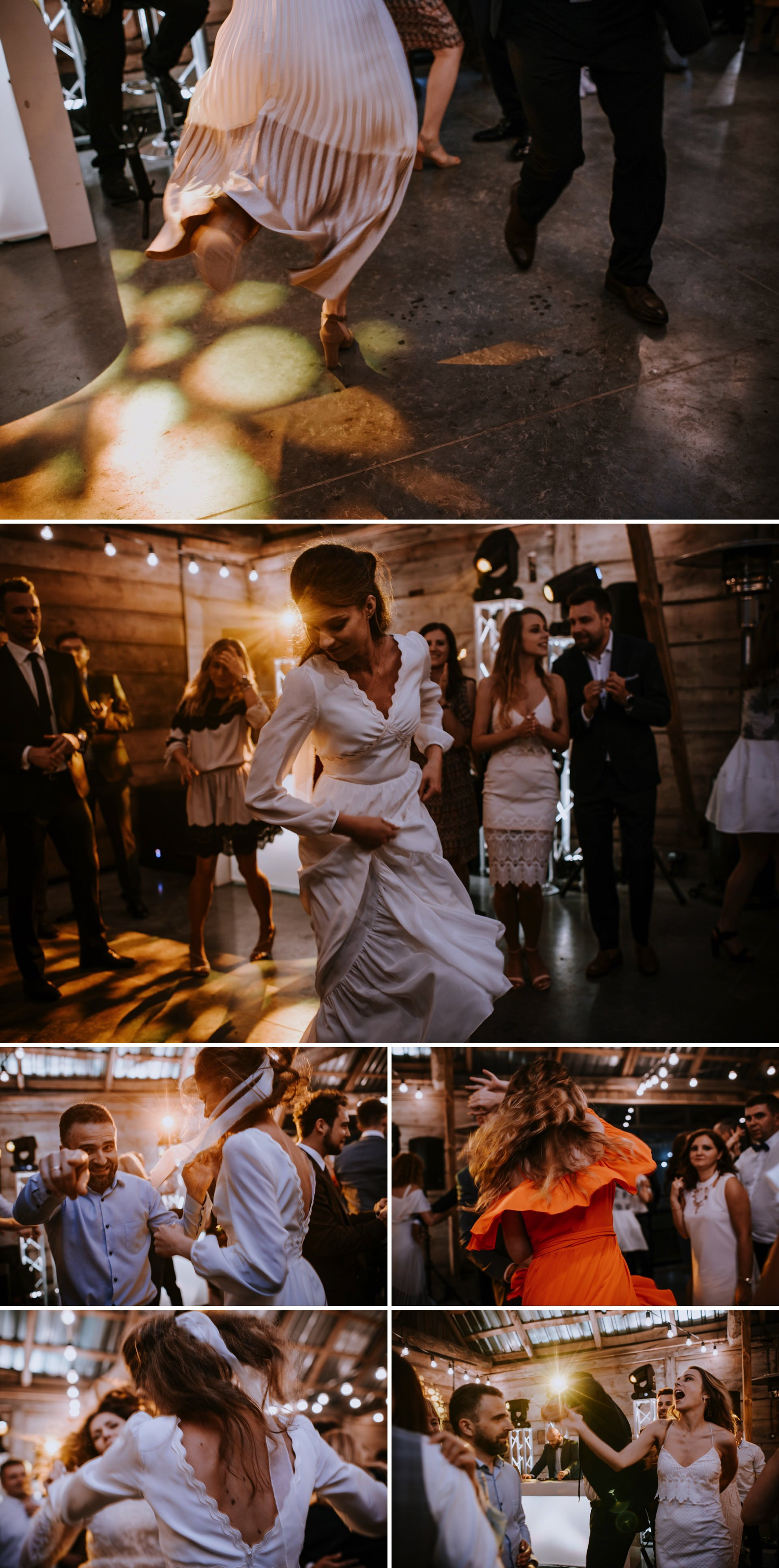 tańce w stodole