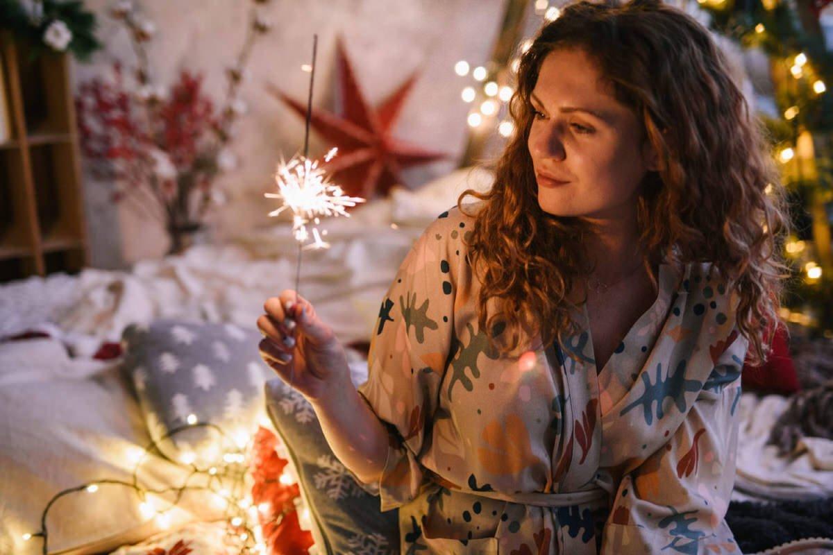 Boże Narodzenie mini sesja świąteczna fotograf Warszawa