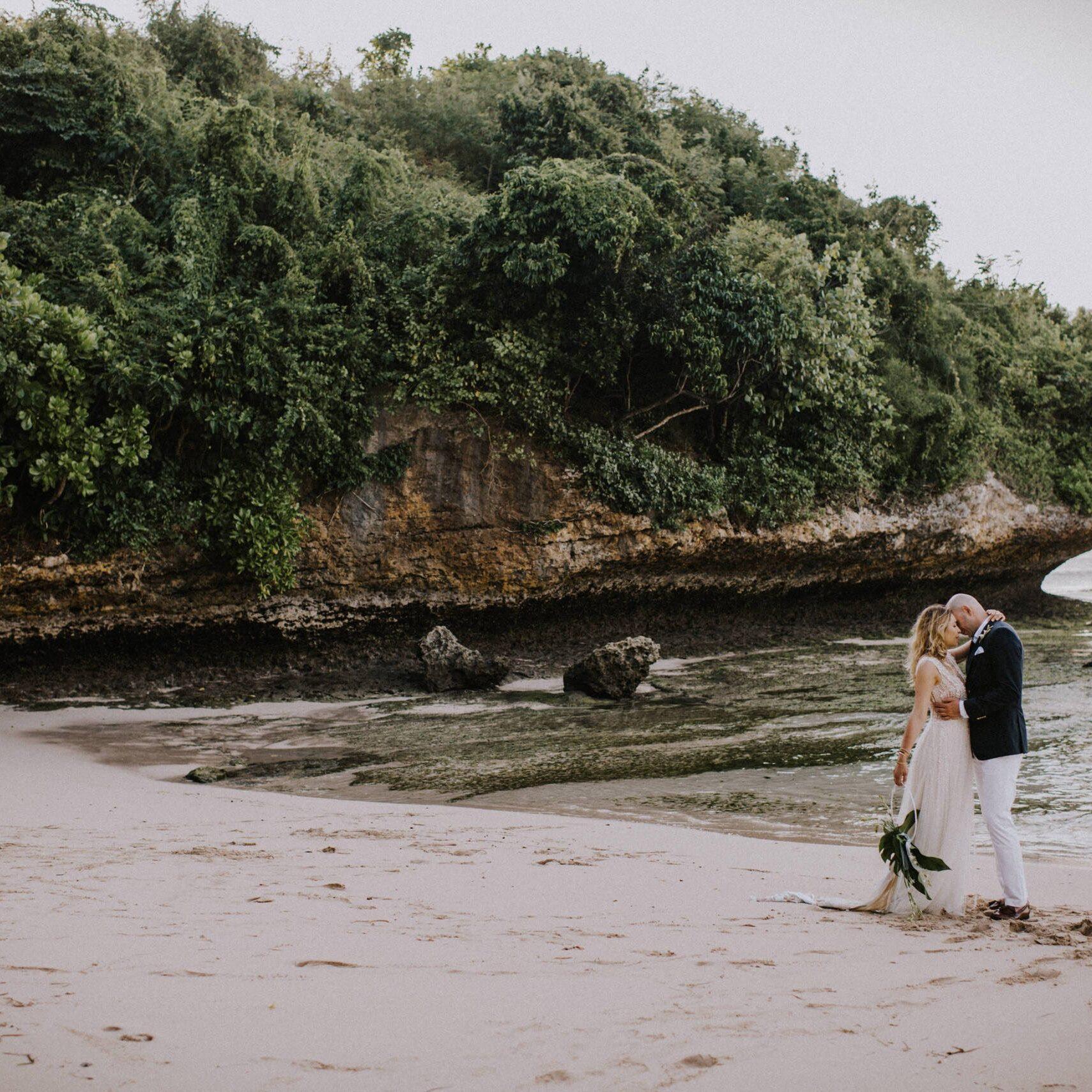 Boho elopement wedding Magdalena Piechota