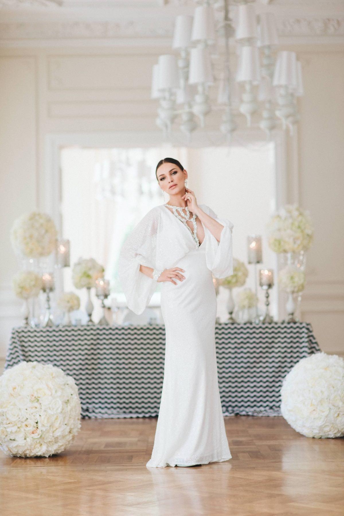 suknia ślubna, moda ślubna, glamour panna młoda