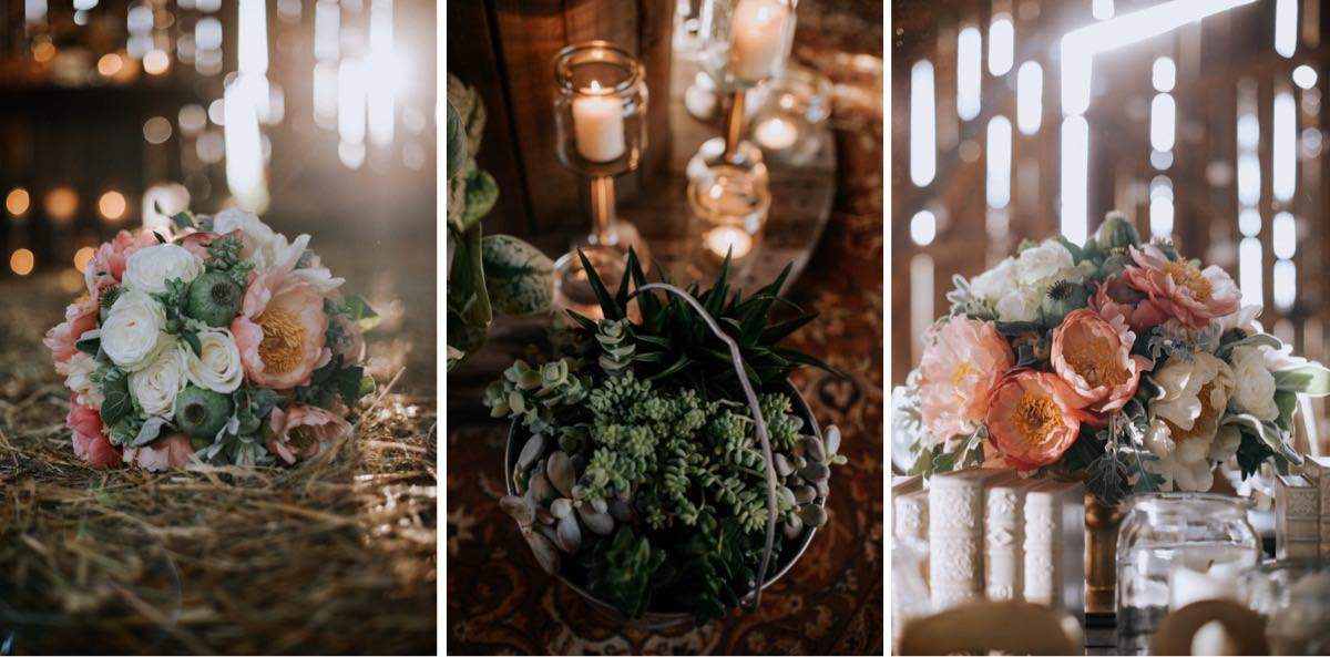 inspiracje na wesele w stodole, dekoracje w stodole
