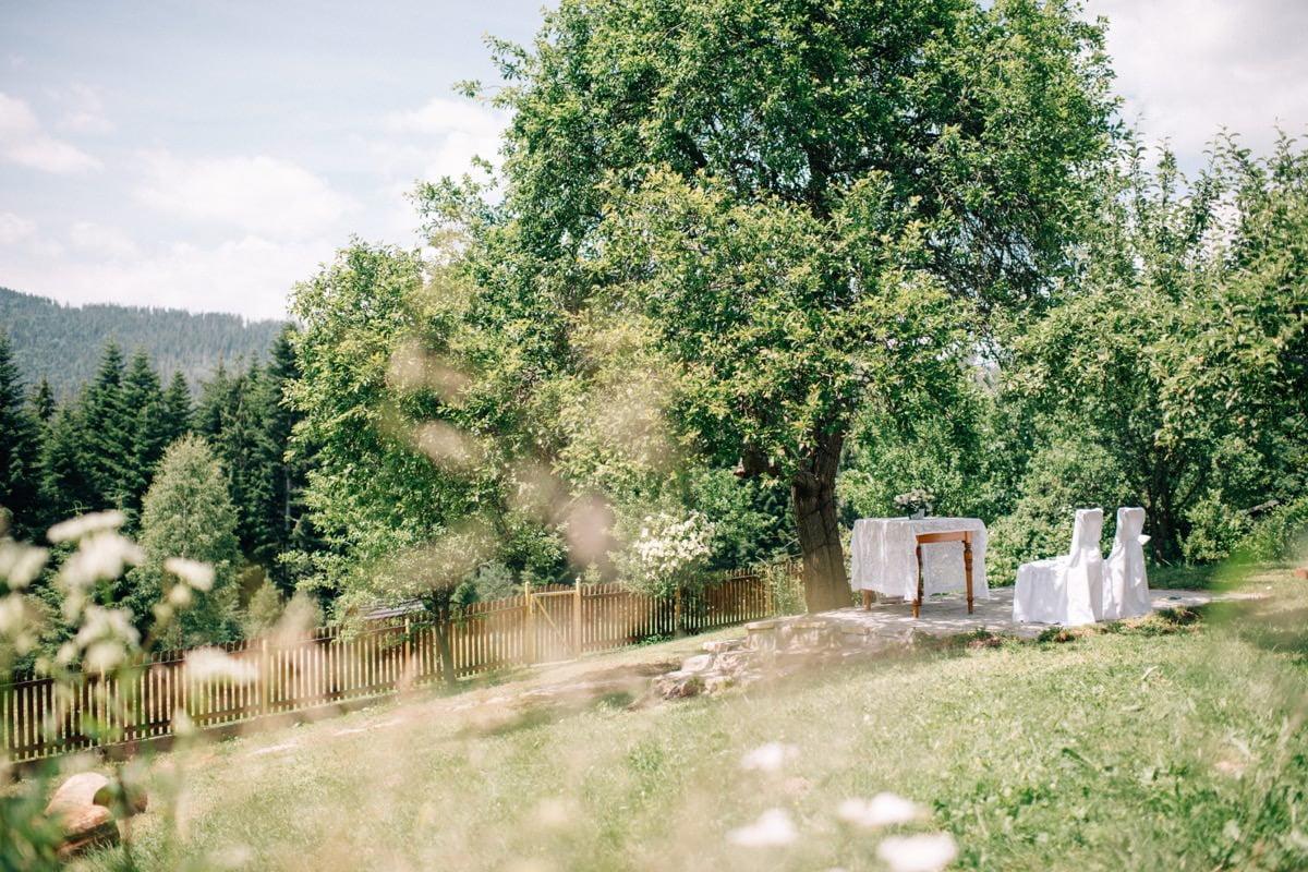 ślub na działce Dolny Śląsk