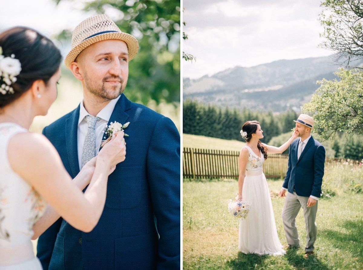 kameralny ślub w czasach koronowirusa