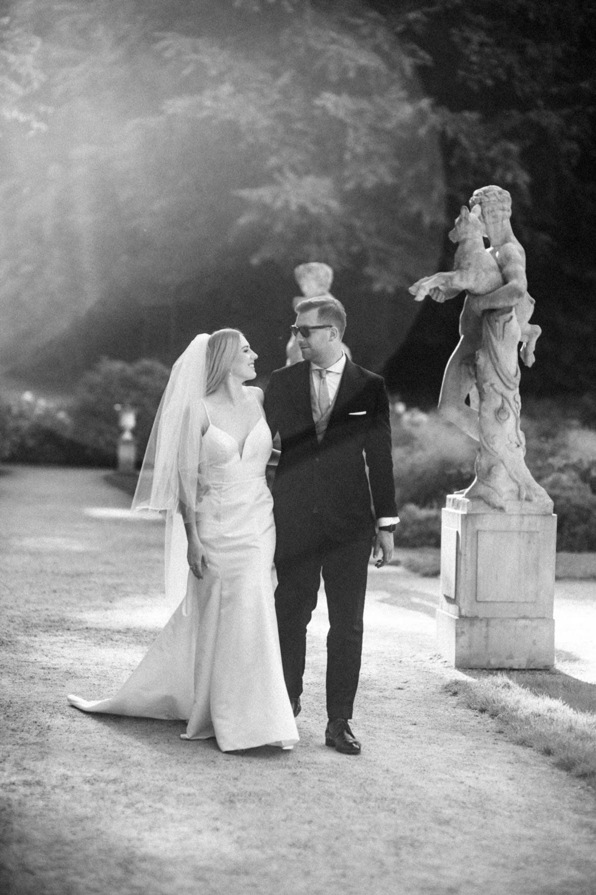 paryska sesja ślubna, romantyczne zdjęcia ślubne